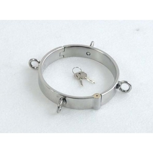 Collar With Rings (Large)