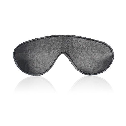 Black Bondage Blindfold