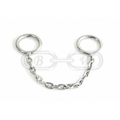 Circular Ankle Cuffs (Large)