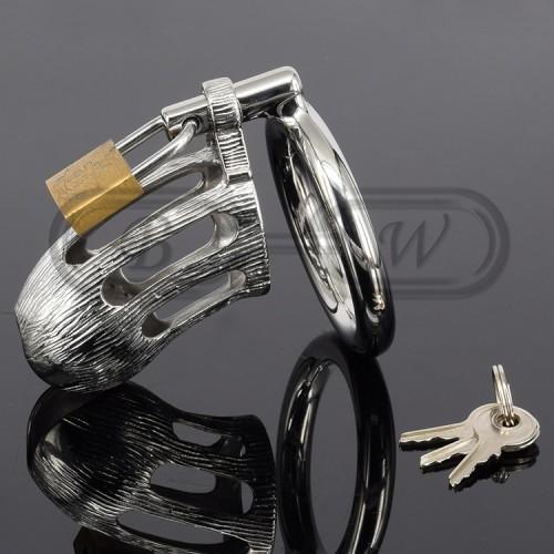Chastity Cage - Aluminium