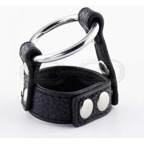 Penis Strap/Ring-Faux Leather