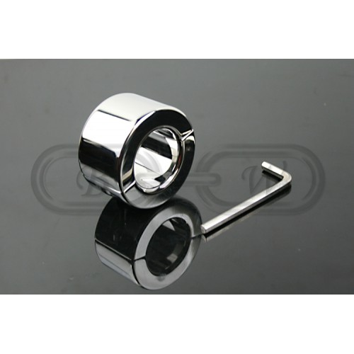 Stainless Steel Ball Stretcher 600g - Scrotum Weight