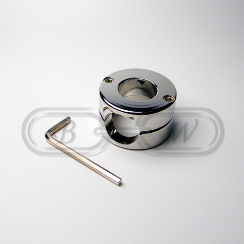 Stainless Steel Ball Stretcher 620g - Scrotum Weight