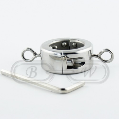 Stainless Steel Ball Stretcher - Scrotum Weight - 300g