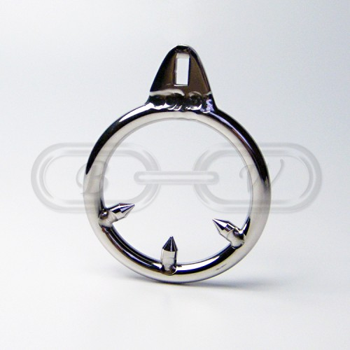 Spike Ring for Style B Chastity Cage