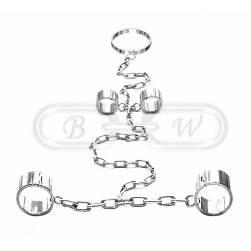 Collar, Wrist & Ankle Shackles (Small)