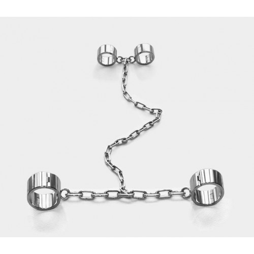 Wrist & Ankle Shackles (Large)
