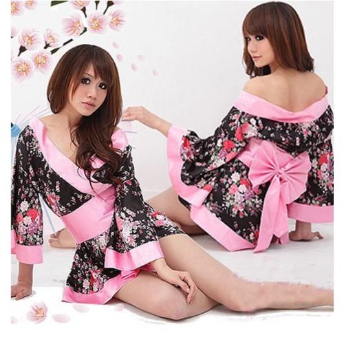 Sexy Japanese Kimono