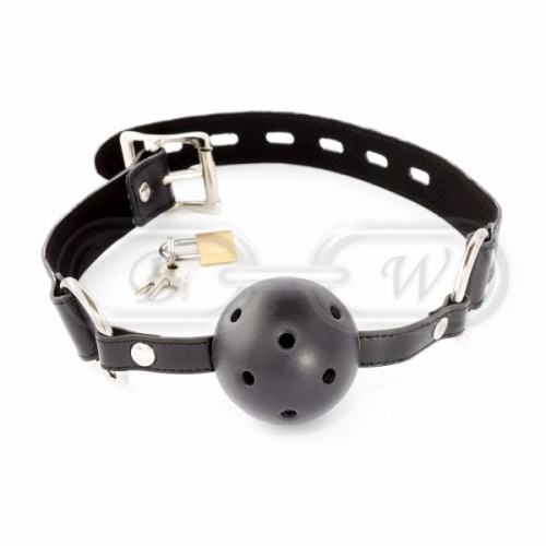 Lockable Ball Gag