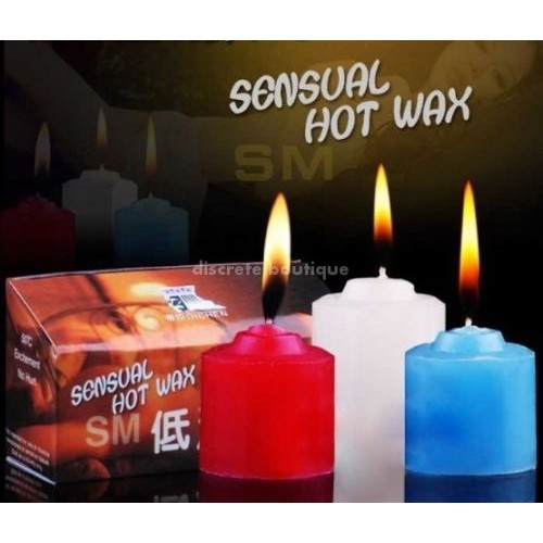 Bondage Candles