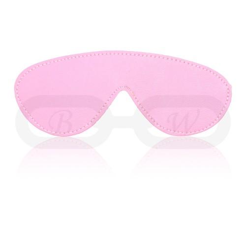 Pink Bondage Blindfold