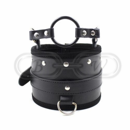 Posture Collar With O-Ring Gag