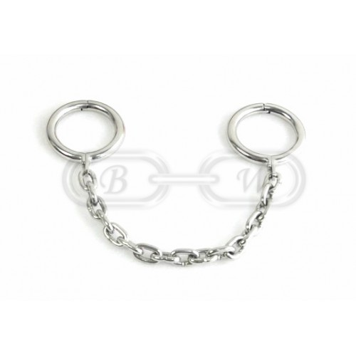Circular Ankle Cuffs (Large)
